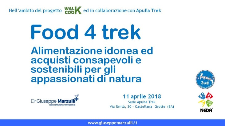 cover FOOD4TREK